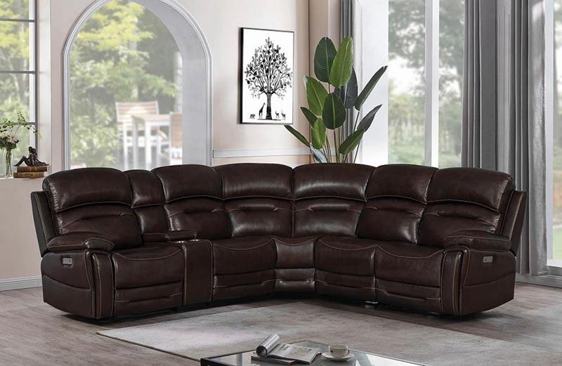 Amanda Living Room Sectional