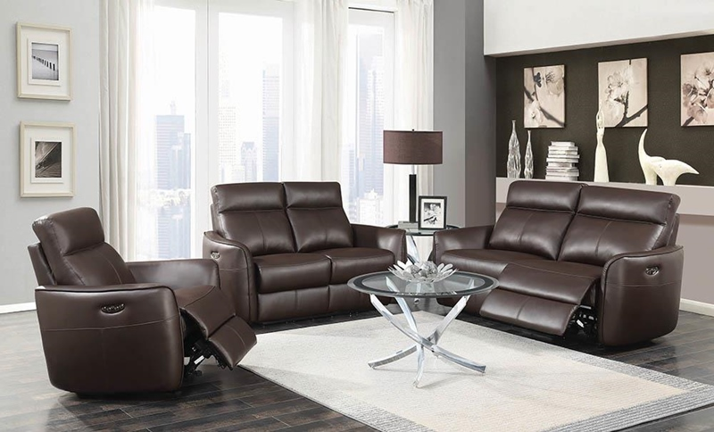 Scranton Power Motion Living Room Set