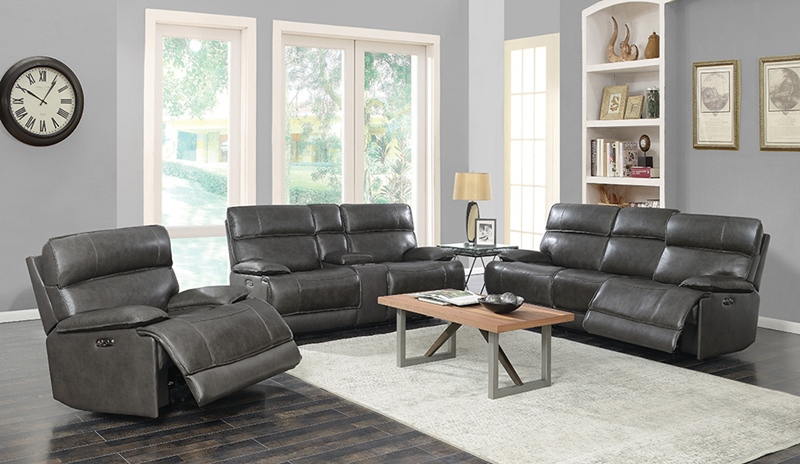 Stanford Motion Living Room Set