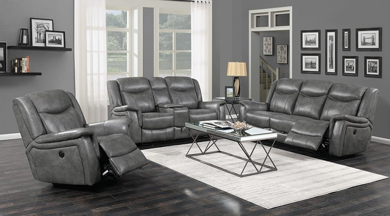 Conrad Power Motion Living Room Set