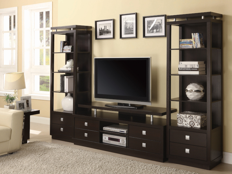 Valley View Entertainment Center