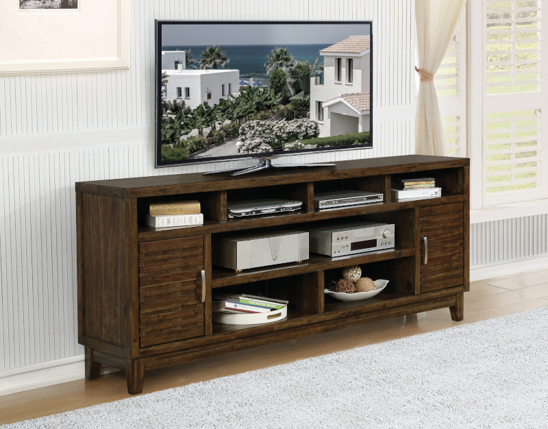 Temple TV Stand