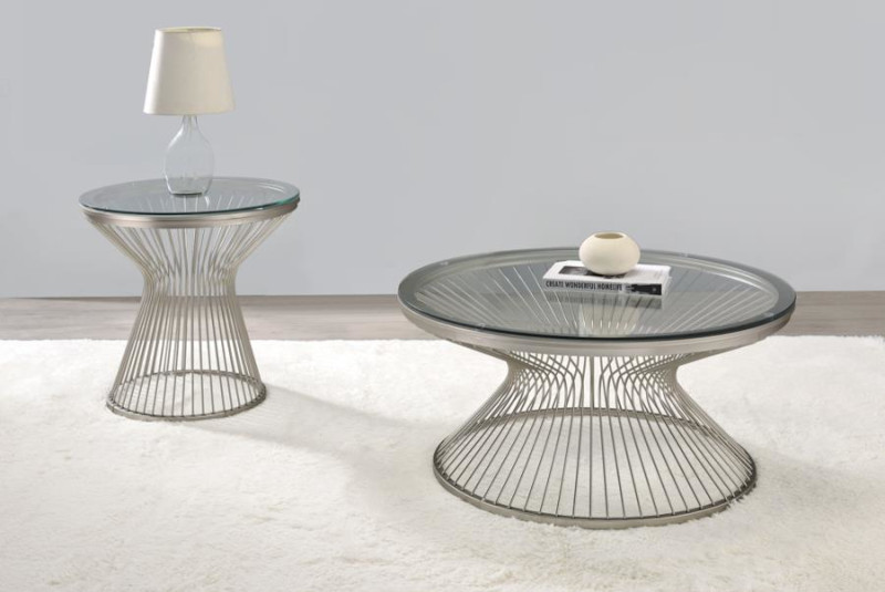 Argyle Coffee Table Set