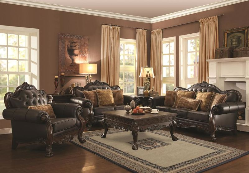 Dallas Designer Furniture | Amairani Formal Living Room Set