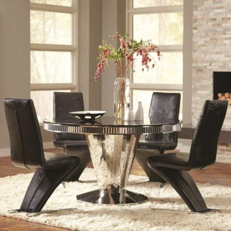 Barzini Round Dining Room Set