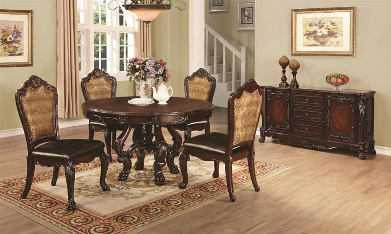 Benbrook Round Dining Room Set