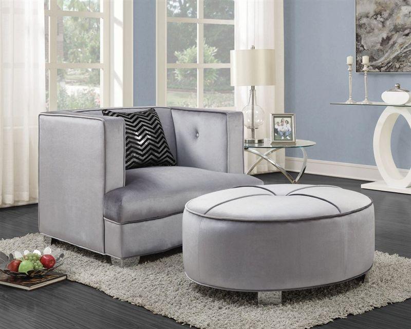 Bling Game Formal Living Room Set