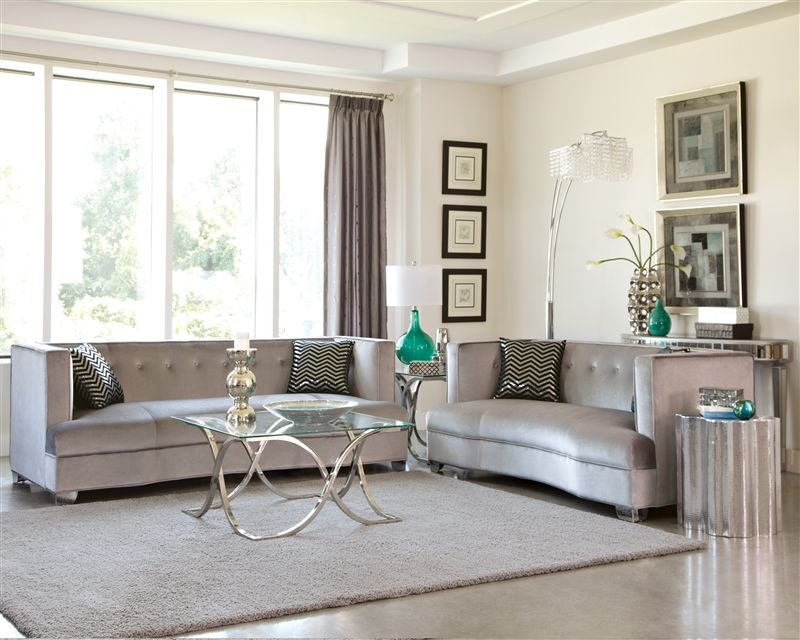 Bling Game Formal Living Room Set