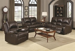Boston Reclining Living Room Set