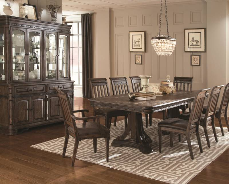 Carlsbad Rustic Dining Room Set