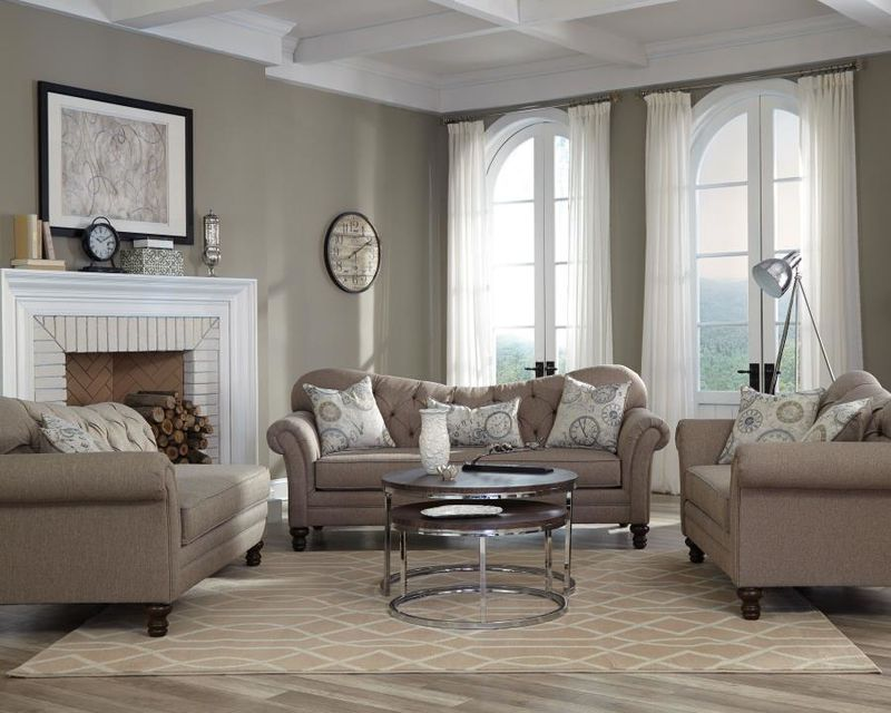 Carnahan Living Room Set