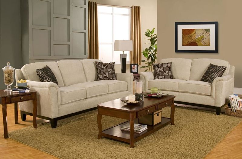 Carver Living Room Set