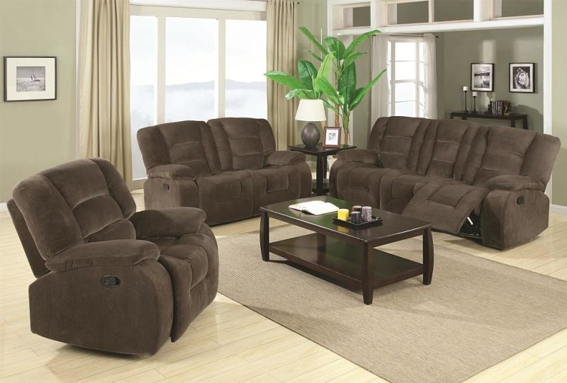 Charlie Reclining Living Room Set