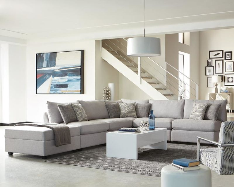 Charlotte Sectional Sofa