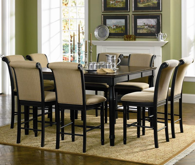 Cabrillo Counter Height Table Set