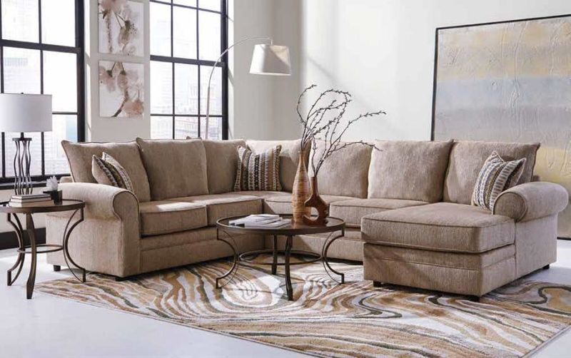 Fairhaven Sectional Sofa