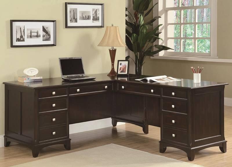 Garson L Shaped Desk