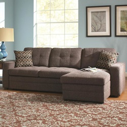 Gus Sectional with Sleeper