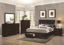 Jaxson Bedroom Set with Storage Bed