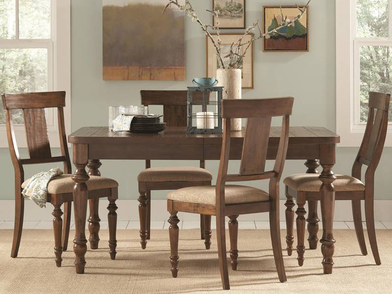 Jonas Rustic Kitchen Table Set