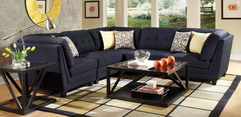 Coaster 503451 Keaton Sectional Sofa Dallas Designer