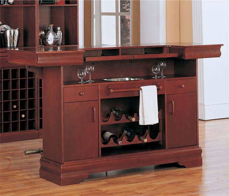 Lambert Traditional Bar with Sink