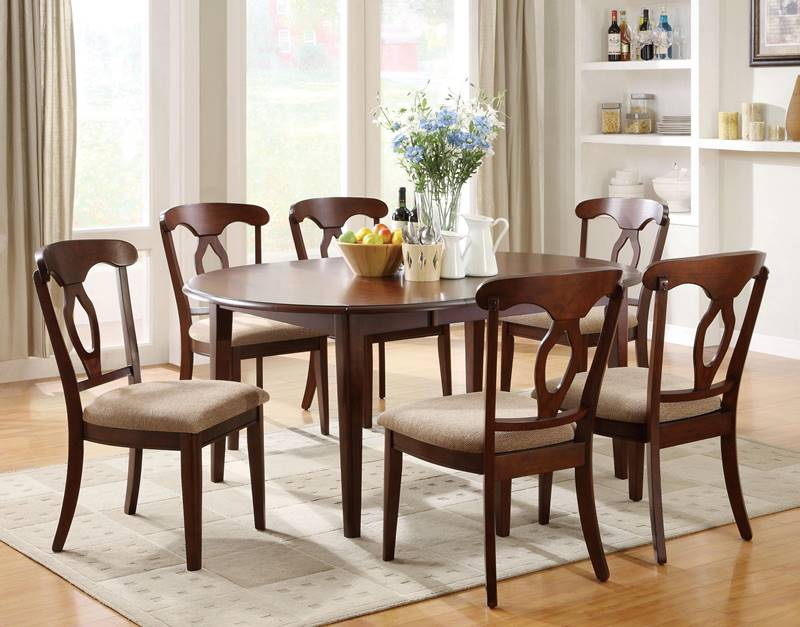 Liam Drop Leaf Dining Table Set