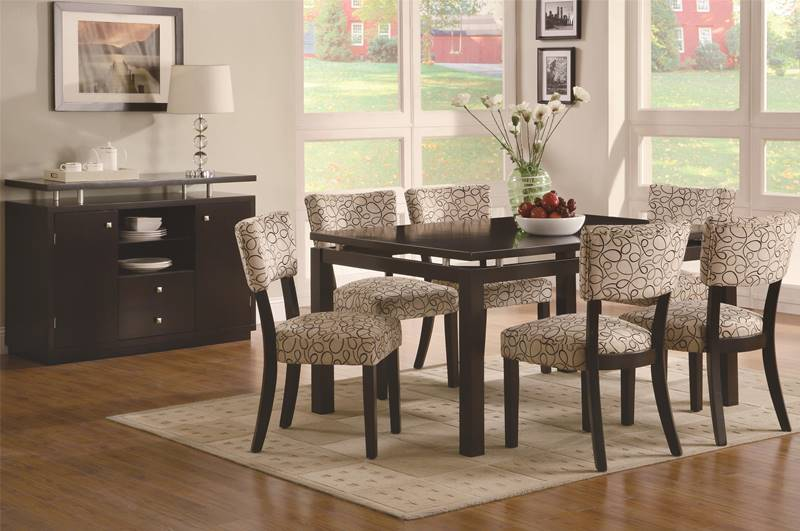 Libby Casual Dining Set with Floating Top