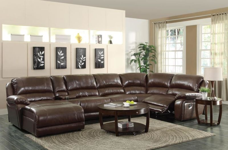 Mackenzie Reclining Sectional