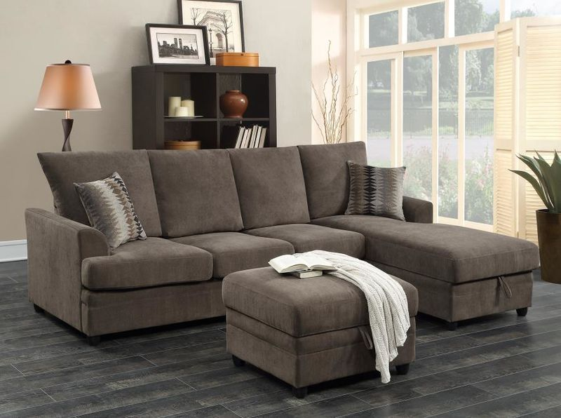 Moxie Sectional with Sleeper Sofa