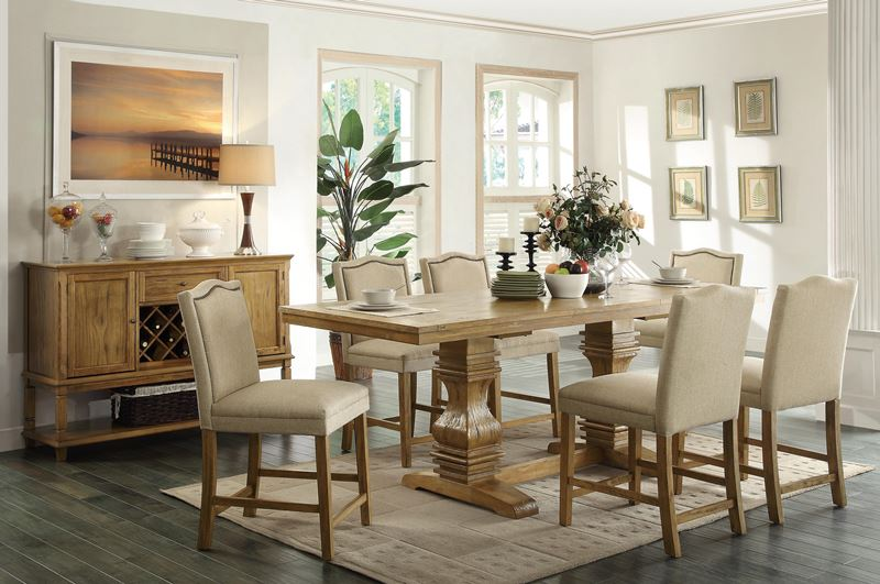 Parkins Counter Height Table Set