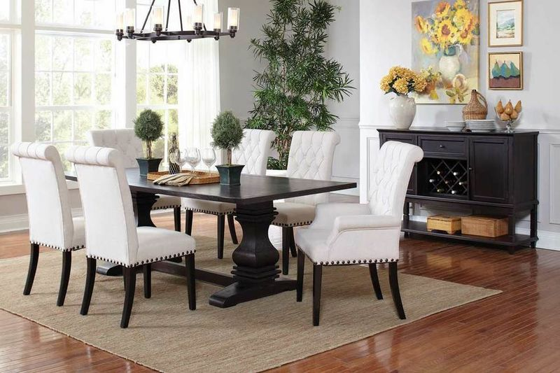 Parkins Formal Dining Room Set in Espresso
