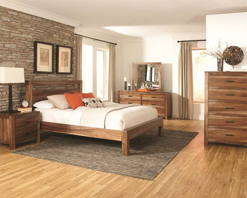 Peyton Bedroom Set with Platform Bed