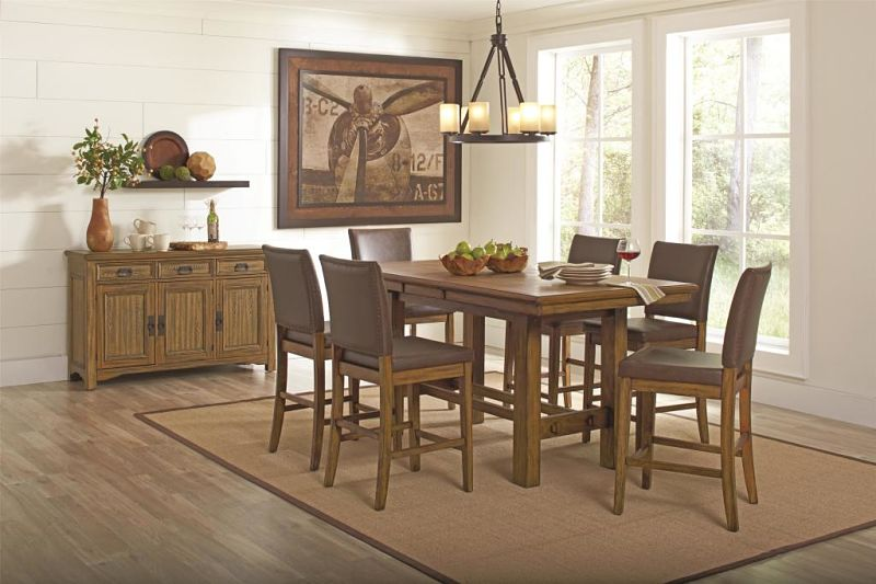 Salerno Counter Height Dining Set