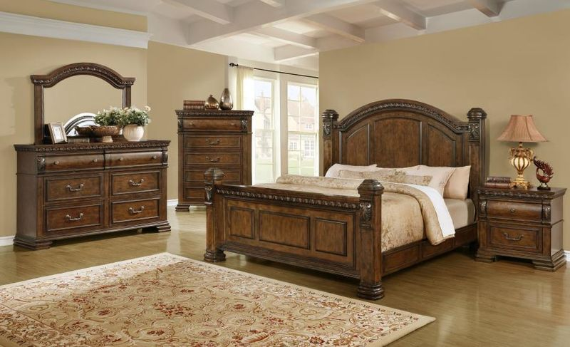 Satterfield Bedroom Set