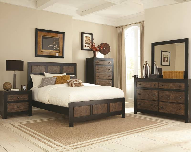 Segundo Bedroom Set