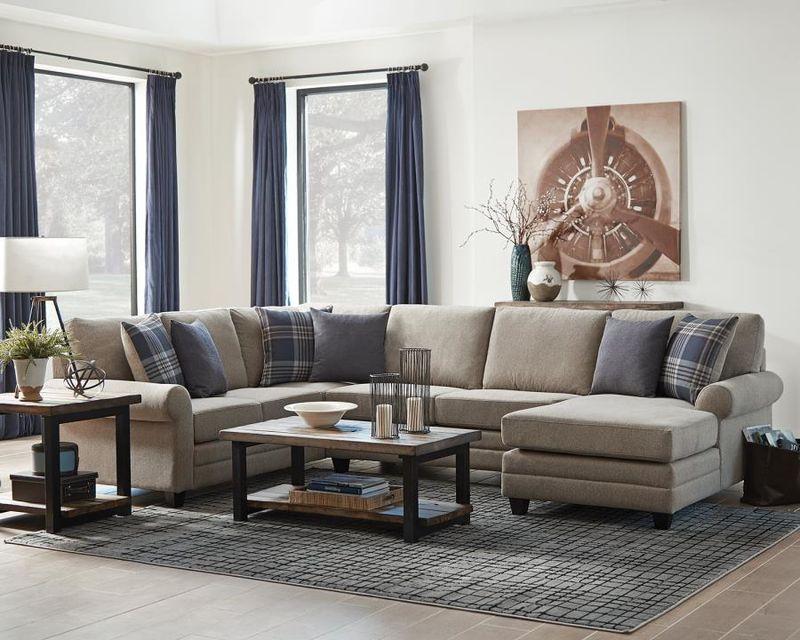 Summerland Sectional Sofa