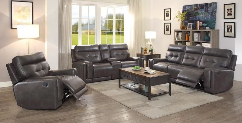 Trenton Reclining Living Room Set