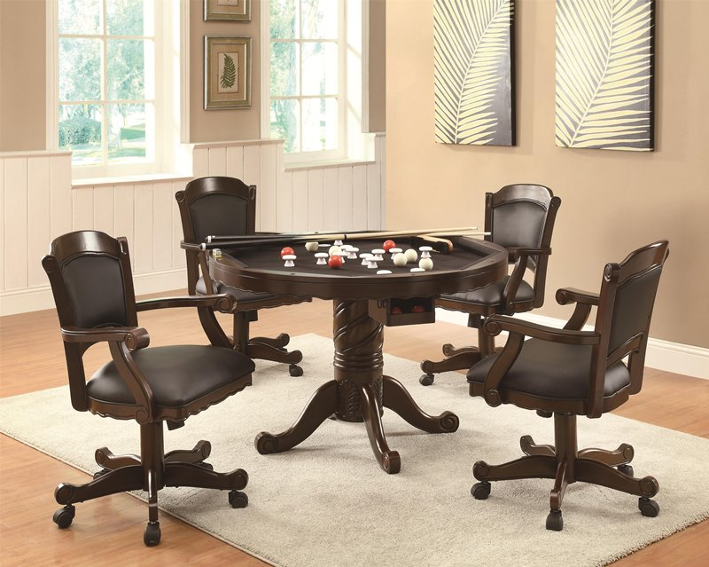 Turk Game Table Set