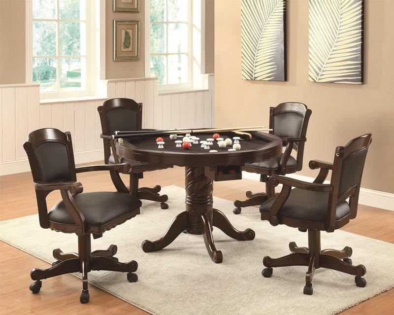 Turk Game Table Set