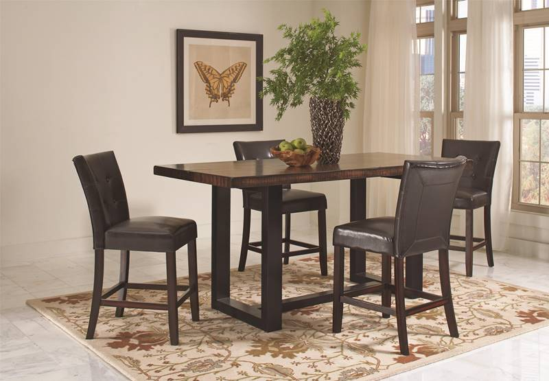 Westbrook Counter Height Table Set