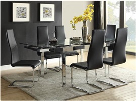 Wexford Dining Room Set_Black