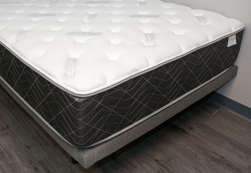 Cool Silk Pure Comfort Plush Mattress