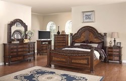 Cross Timbers Master Bedroom Set