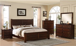 Dawson Creek Bedroom Set