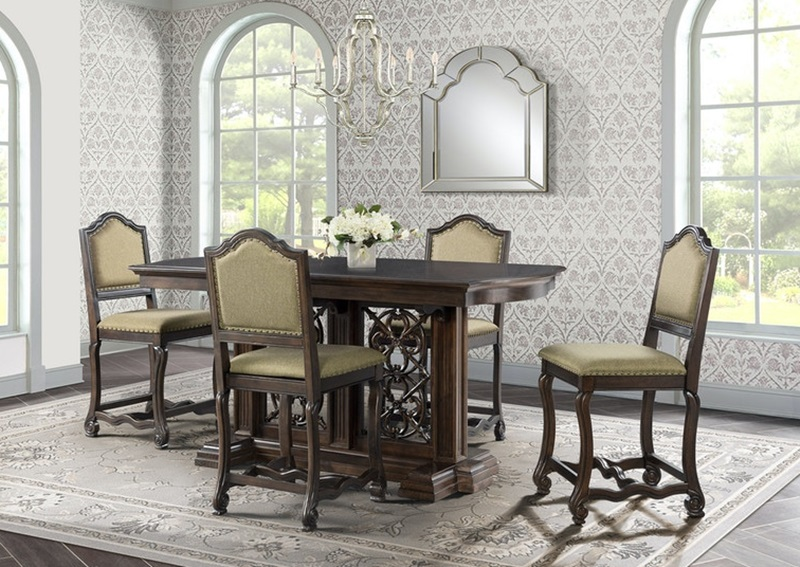 Chesley Counter Height Dining Room Set