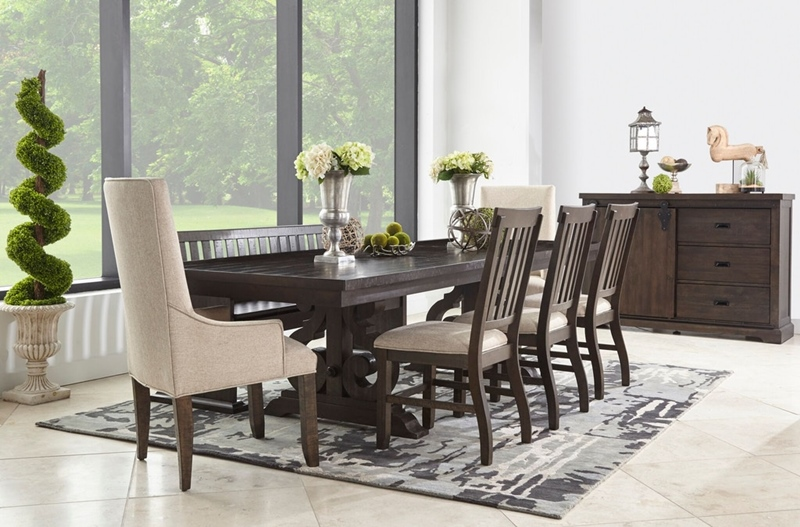 Stone Formal Dining Room Set