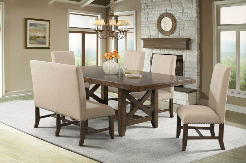 Franklin Formal Dining Room Set