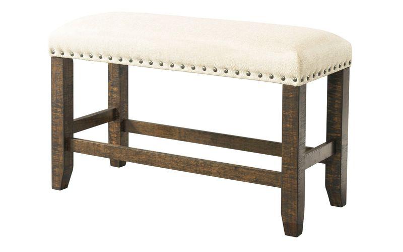 Dallas Designer Furniture Jax Counter Height Dining Room Set