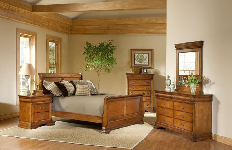 Shenandoah Bedroom Set